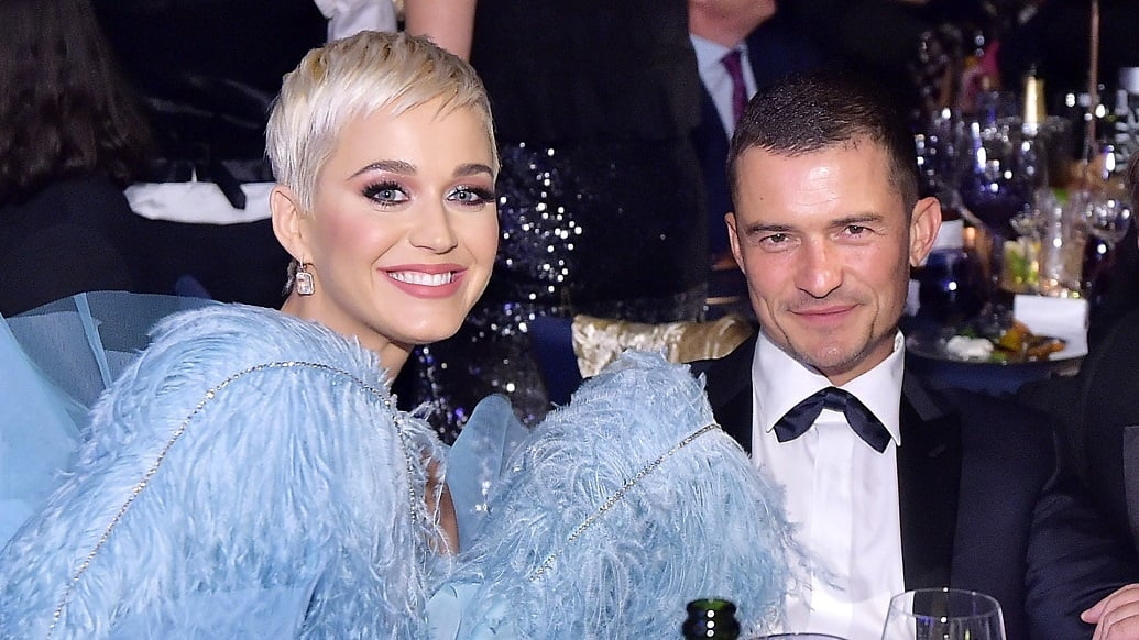 ثروتمندترین زوج سلبریتی جهان - 10. کیتی پری و اورلاندو بلوم