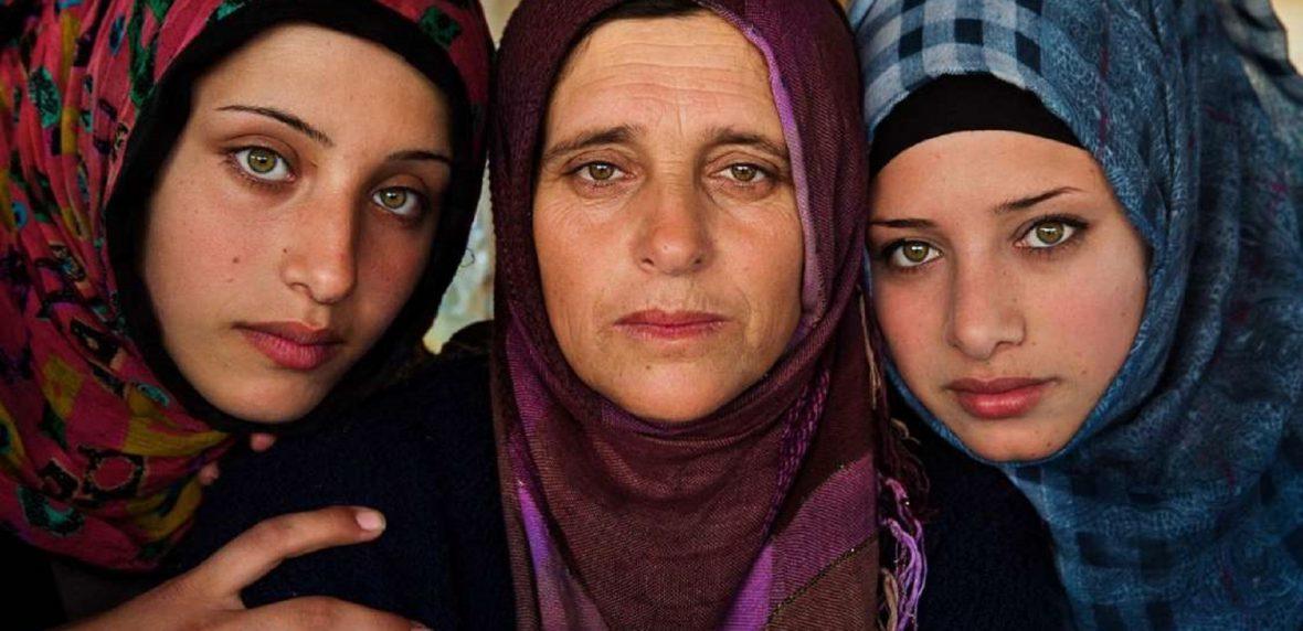 عکاسی پرتره از زنان