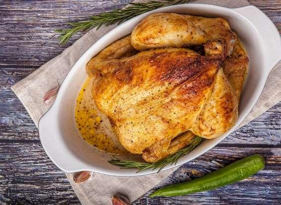 10 دلیل رایج خراب کردن خوراک مرغ - 6. شما گوشت مرغ را با دمای اشتباه میپزید