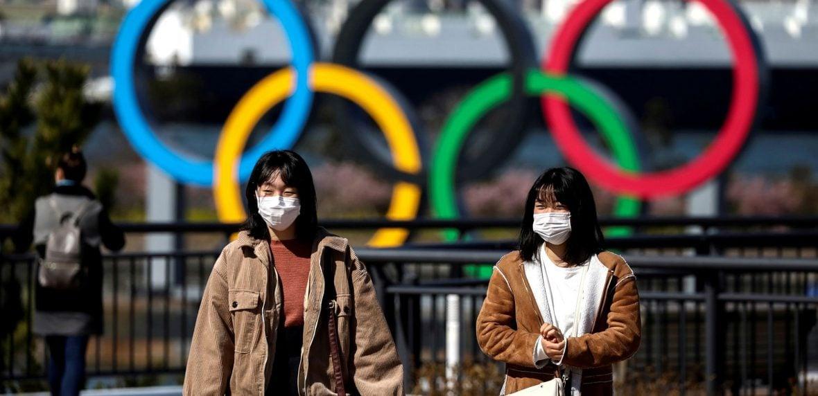 تعویق المپیک
